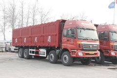 福田 欧曼ETX 5系重卡 270马力 8X4 7.65米自卸车(BJ3312DMPJC-XB)