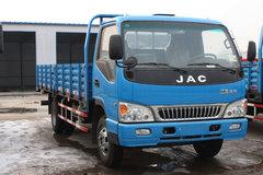 江淮 威铃 109马力 4X2 5.2米单排栏板载货车(HFC1080K5T) 卡车图片