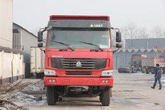 中国重汽 HOWO重卡 375马力 8X4 7.6米自卸车(侧翻)(ZZ3317N4067C1) 卡车图片