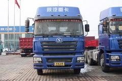 陕汽 德龙F3000重卡 340马力 6X2 牵引车(SX4257NR279) 卡车图片