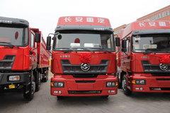 江铃重汽 远威重卡 340马力 6X4 牵引车(SXQ4251M)