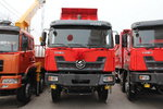 江铃重汽 远威重卡 290马力 6X4 5.6米自卸车(SXQ3250M6D)