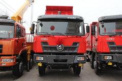 江铃重汽 远威重卡 290马力 6X4 5.6米自卸车(SXQ3250M6D) 卡车图片
