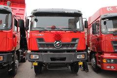 江铃重汽 远威重卡 340马力 8X4 8米自卸车(SXQ3310M) 卡车图片