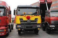 江铃重汽 远威重卡 260马力 8X4 6.5米自卸车(SXQ3310G5D)