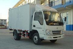 凯马福来卡 54马力 3.2米单排厢式轻卡 卡车图片