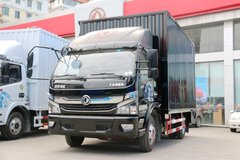 东风 凯普特K6-L 2018款 115马力 4.17米单排厢式轻卡(EQ5041XXY8BDBAC) 卡车图片