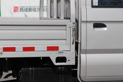 长安跨越王X5 1.5L 112马力 2.85米双排栏板微卡(后双胎)(SC1031FRS52) 卡车图片