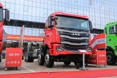 江淮 格尔发A5W重卡 530马力 8X4 8.8米自卸车(HFC3311P1K7H48S3V)