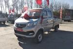长安跨越王X3 舒适版 1.6L CNG 104马力 2.71米双排栏板微卡(国六)(SC1034NAS6B1NG)图片