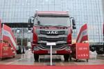 江淮 格尔发A6LII中卡 220马力 4X2 6.8米仓栅式载货车(HFC5181CCYP3K2A50S3V)