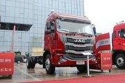 江淮 格尔发A6LII中卡 220马力 4X2 6.8米仓栅式载货车(国六)(HFC5161CCYP3K2A50KS)