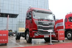 江淮 格尔发A6LII中卡 至尊版 220马力 4X2 载货车底盘(国六)(HFC1181P3K2A50DS)