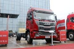 江淮 格尔发A6LII中卡 至尊版 220马力 4X2 载货车底盘(国六)(HFC1181P3K2A50DS) 卡车图片