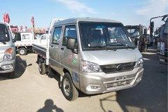 凯马 锐菱 1.1L 60马力 汽油 2.55米双排栏板微卡(KMC1030Q27S5) 卡车图片