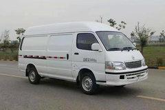 南京金龙 开沃D10 3.3T 5.2米纯电动封闭货车46.3kWh