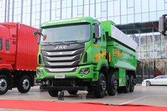 江淮 格尔发K5W重卡 400马力 8X4 5.6米自卸车(国六)(HFC3311P1K6H25WS)