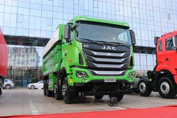 江淮 格尔发K5W重卡 轻量化版 350马力 8X4 5.8米自卸车(HFC3311P1K5H24S3V)