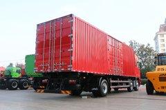 江淮 格尔发K5W重卡 310马力 6X2 9.5米可交换箱体式载货车(HFC1251P1K4D54MS) 卡车图片
