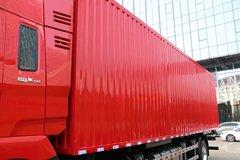 江淮 格尔发K5W重卡 310马力 6X2 9.5米可交换箱体式载货车(HFC1251P1K4D54MS)