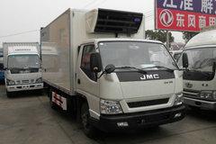 江铃 凯运 116马力 4X2 4.06米冷藏车(冰熊牌)(BXL5042XLC2S)