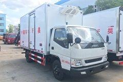江铃 顺达宽体 116马力 4X2 4.05冷藏车(江特牌)(JDF5041XLCJ5)