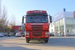 青岛解放 悍V重卡2.0 290马力 8X2 9.5米仓栅式载货车(CA5310CCYP1K2L7T10E5A80-1)图片