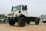 奔驰 乌尼莫克U4000 220马力 4X4越野载货车底盘