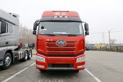 一汽解放 新J6P重卡 质惠版 新北方款 420马力 6X4牵引车(CA4250P66K24T1A1E5)
