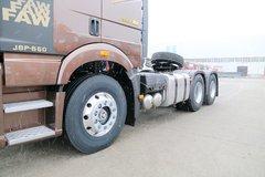 一汽解放 新J6P重卡 领航版 四季款 550马力 6X4牵引车(CA4250P66K25T1A1E5) 卡车图片