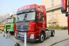 陕汽重卡 德龙X3000 580马力 4X2牵引车(国六) 卡车图片