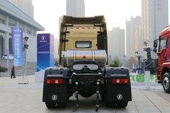 陕汽重卡 德龙X3000 460马力 6X4 LNG牵引车(国六))(SX4259XD4TLQ1)