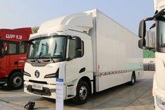 陕汽重卡 德龙L6000 4X2 厢式载货车 卡车图片