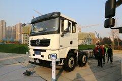 陕汽重卡 德龙X3000 400马力 8X4特种车作业底盘(国六)