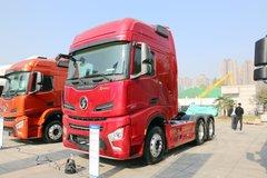 陕汽重卡 德龙X6000 660马力 6X4 AMT自动挡牵引车(国六) 卡车图片