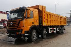 大运 N8V重卡 375马力 8X4 8.6米自卸车(CGC3310D5EDKD)