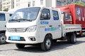 福田 祥菱M2 1.5L 116马力 汽油 3.1米双排栏板微卡(国六)