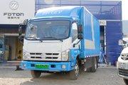 福田 时代H2 82马力 4.15米厢式纯电动轻卡(BJ5043XXYEV1)