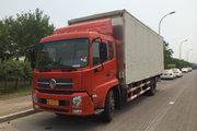 东风商用车 天锦中卡 180马力 4X2 8米厢式载货车(DFH5180XXYBX2JV)