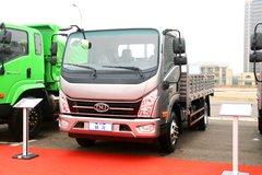 南骏汽车 瑞捷D30G 165马力 4.1米单排栏板轻卡(国六) 卡车图片