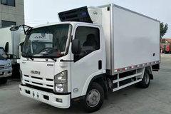 庆铃 五十铃KV600 130马力 4X2 4.09米冷藏车(冰熊牌)(BXL5040XLC2)