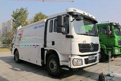 陕汽重卡 德龙L3000 4X2 8.32米纯电动压缩式垃圾车(SX5187ZYSLF451BEV)218.5kWh