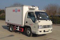 福田时代 驭菱VQ2 112马力 4X2 3.1米冷藏车(冰熊牌)(BXL5032XLC)