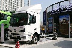 陕汽重卡 德龙L6000 220马力 4X2 载货车底盘(国六) 卡车图片
