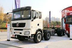 陕汽重卡 德龙X3000 460马力 8X4特种车作业底盘(国六) 卡车图片