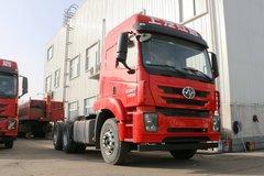 上汽红岩 杰卡C500重卡 350马力 6X4牵引车(CQ4256ZTVG334) 卡车图片