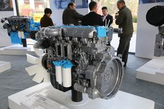 潍柴WP8系列 340马力 7.8L 国六 柴油发动机