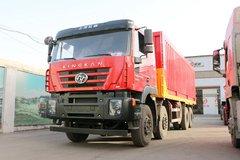 上汽红岩 新金刚M500 430马力 8X4平板自卸车(CQ3316HXVG426B) 卡车图片
