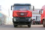 上汽红岩 新金刚M500 390马力 8X4 5.6米自卸车(CQ3316HTVG276LA)图片