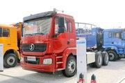 陕汽重卡 德龙新M3000 6X4纯电动牵引车